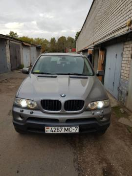 BMW X5 E53, 2004 г.