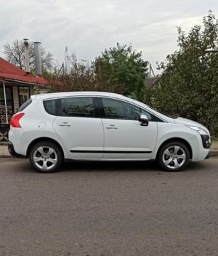 Peugeot 3008 I, 2011 г.