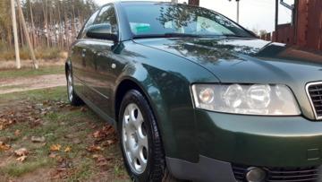 Audi A4 B6, 2001 г.