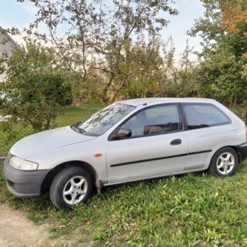 Mazda 323 BA, 1998 г.