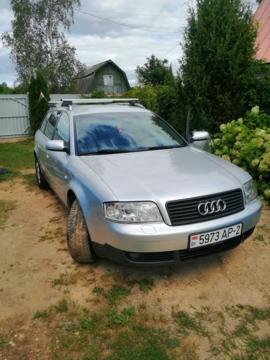 Audi A6 C5, 2002 г.