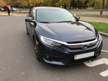 Honda Civic X, 2016 г.