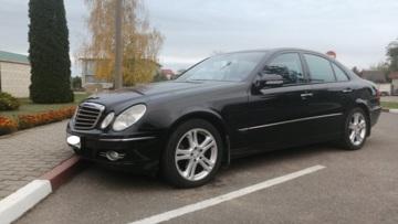 Mercedes-Benz E-Класс W211, S211, 2007 г.
