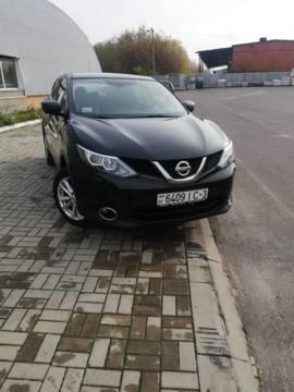 Nissan Qashqai II, 2016г.