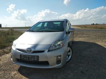 Toyota Prius III (XW30), 2010 г.