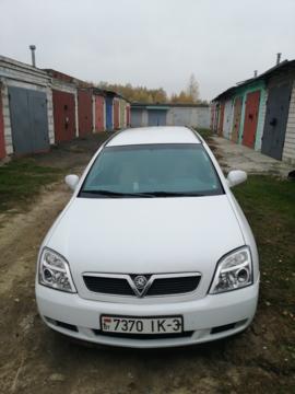 Opel Vectra C, 2005 г.
