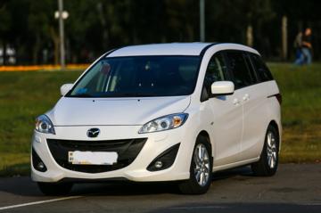 Mazda 5 II, 2012 г.