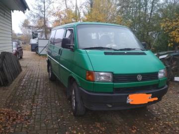 Volkswagen Transporter T4, 1990 г.