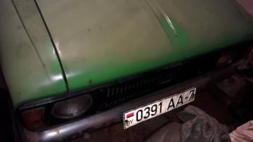Москвич 412, 1989г.