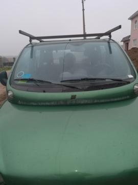 Fiat Multipla I, 1999 г.