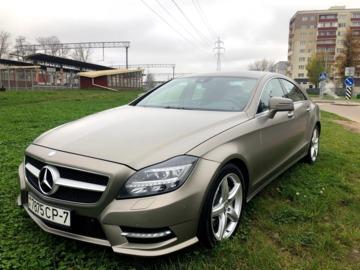 Mercedes-Benz CLS C218, X218, 2013 г.