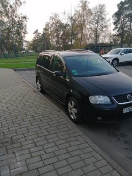 Volkswagen Touran I, 2005 г.