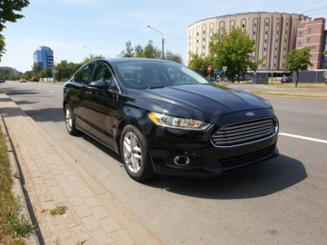 Ford Fusion USA II, 2016г.