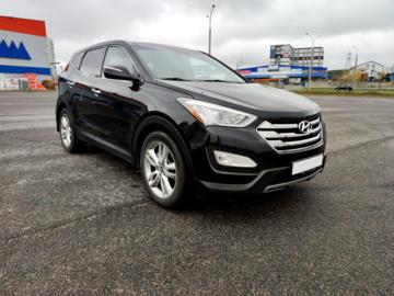 Hyundai Santa Fe DM, 2013 г.