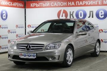 Mercedes-Benz CLC, 2009 г.