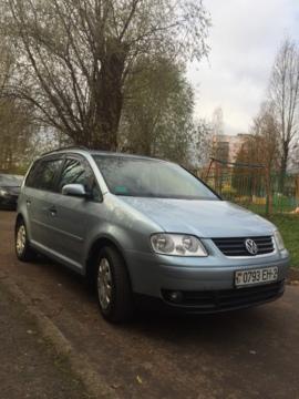 Volkswagen Touran I, 2006 г.
