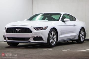 Ford Mustang VI, 2017 г.