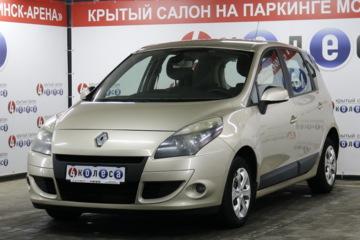 Renault Scenic III, 2010 г.