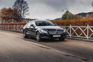 Mercedes-Benz CLS C218, X218, 2011 г.