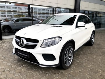 Mercedes-Benz GLE Coupe, 2016 г.