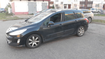 Peugeot 308 T7, 2008 г.