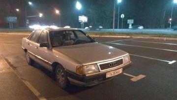 Audi 100 С3, 1986 г.