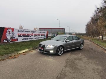 Audi A8 D3, 2005 г.