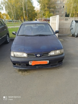 Nissan Primera P10, 1995г.