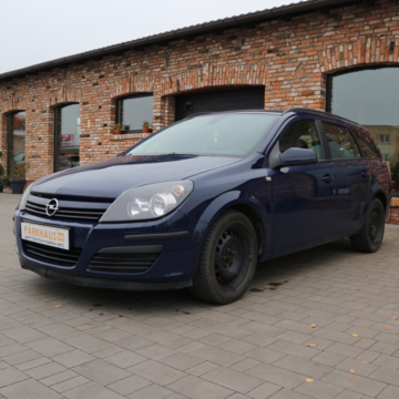 Opel Astra H, 2004 г.