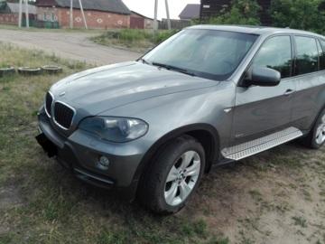 BMW X5 E70, 2007 г.