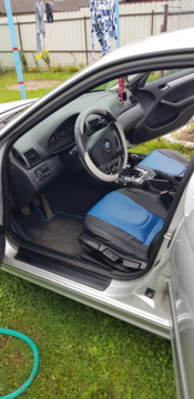 BMW 3 серия E46, 1998 г.