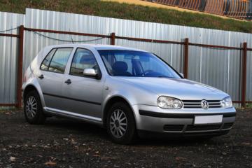 Volkswagen Golf IV, 2000 г.