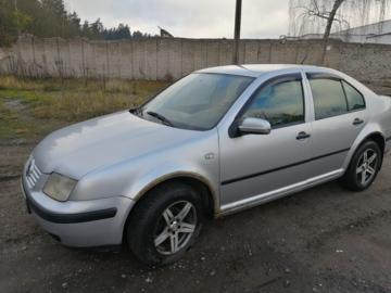 Volkswagen Bora, 2002 г.