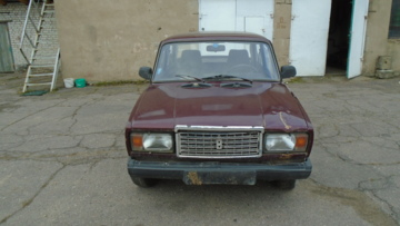 Lada (ВАЗ) 2107, 2004 г.