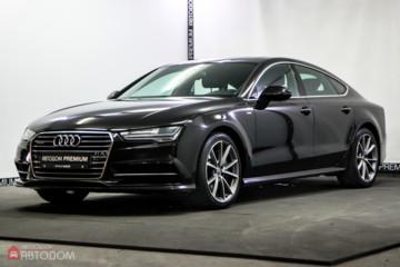 Audi A7 4G · Рестайлинг, 2014 г.