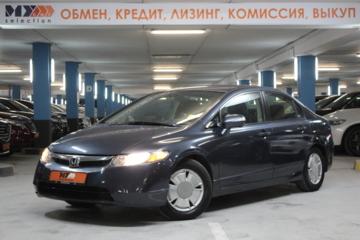 Honda Civic VIII, 2007 г.