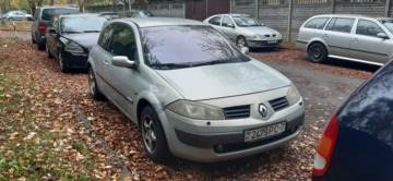 Renault Megane II, 2002 г.
