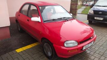 Mazda 121 II, 1993г.