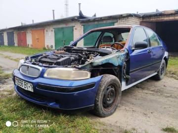 Rover 400 HH-R, 1997 г.