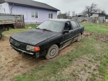 Audi 100 С3, 1987 г.