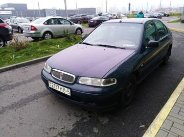 Rover 400 HH-R, 1998 г.