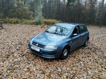 Fiat Stilo, 2001 г.