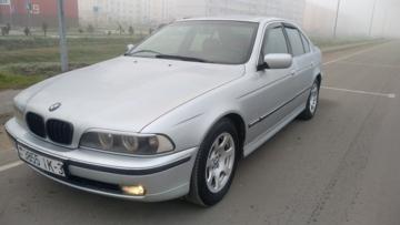BMW 5 серия E39, 1997 г.