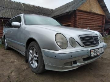 Mercedes-Benz E-Класс W210, S210, 2001 г.