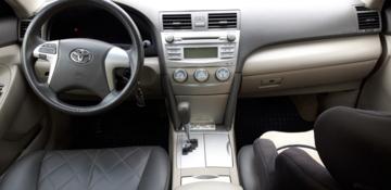 Toyota Camry XV40 · Рестайлинг, 2010 г.