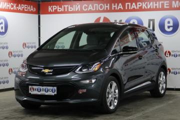 Chevrolet Bolt, 2017 г.