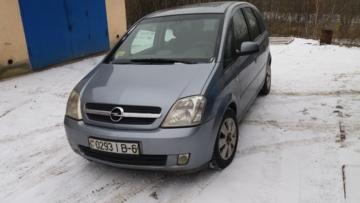 Opel Meriva I, 2004 г.