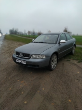 Audi A4 B5, 2000 г.