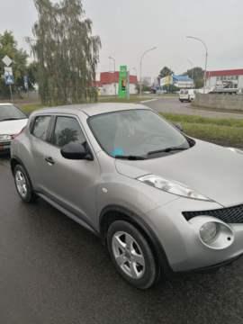 Nissan Juke YF15, 2011 г.