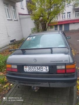Volkswagen Passat B3, 1988 г.